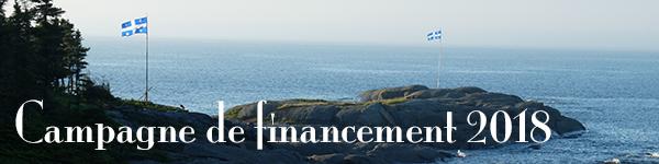 Campagne de financement 2018