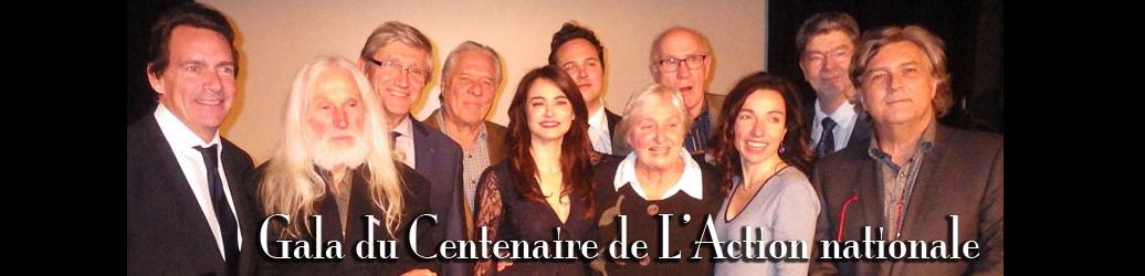 gala du Centenaire